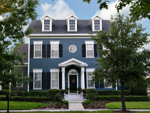 25 Best Ideas About Colonial Exterior On Pinterest Colonial Style Homes Colonial House Exteriors And House Magazine