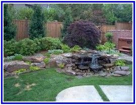 cool Landscaping With Rocks And Stones Pictures