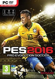"""PES 2016 - The Official Video Game UEFA Champions League UEFA Europa League and UEFA Super Cup. Celebrate the 20th anniversary of the series with the best football simulator ever. I love the past to play for the future! The game PES 2016 presents a host of new and enhanced features that are sure to once again raise the bar among all the football games and will preserve the title of """"Best sports simulator."""" PES 2016's award-winning series is back in its 20th anniversary with new features…"""