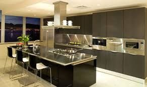 modern kitchen islands - Google Search