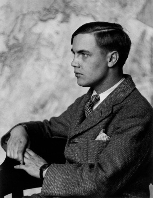 Berenice Abbott - George Antheil, Paris (1927)