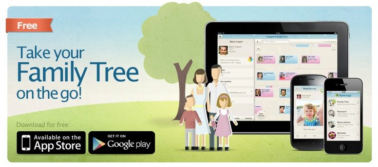Free Family Tree, Genealogy and Family History, MyHeritage.com, images for MyHeritage.com , face recognition