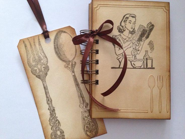 Szakácskönyv ajándékkártyával