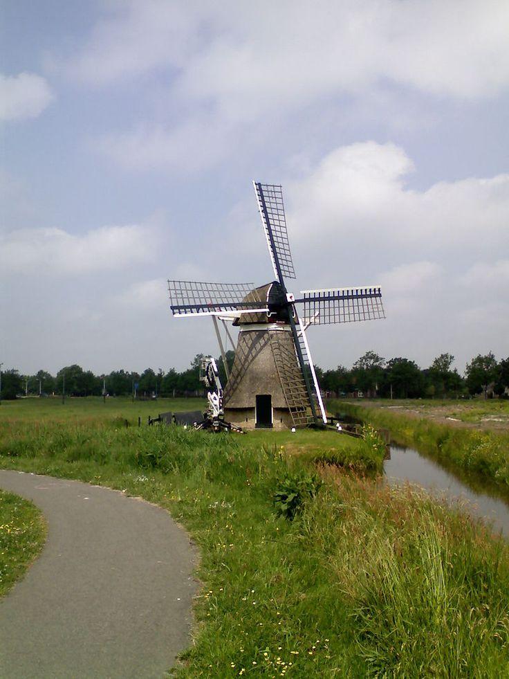 Buitenpost windmill, NL