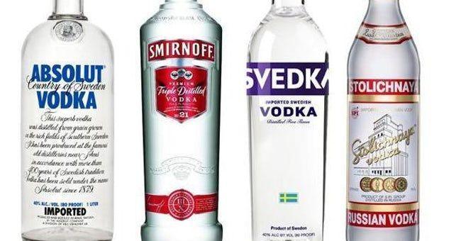 The Best Cheap Vodka Brands Cheap Vodka Vodka Brands Vodka