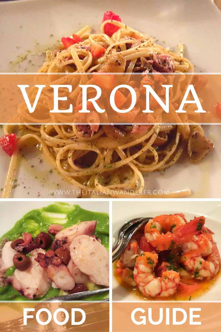 Our personal food guide of Verona. Discover the best places to eat and drink in the city of Love!