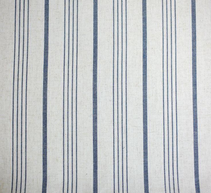 Multi Stripe Coastal linen www.constantiafabrics.co.za