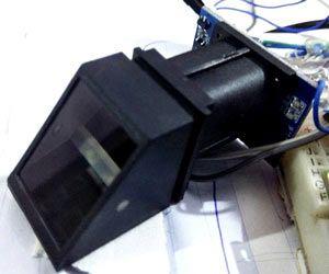 finger print sensor module