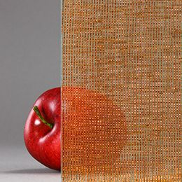 Glitterati copper by Bendheim Architectural Glass