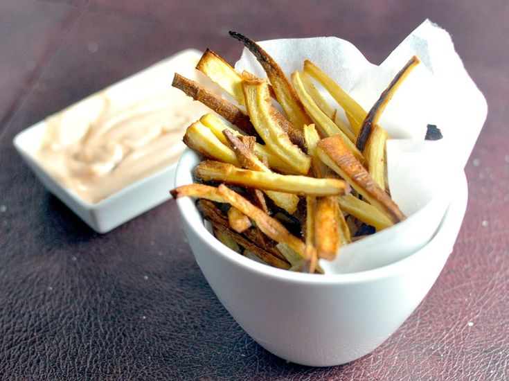 Low Carb Duck Fat Fries — Modern Low Carb