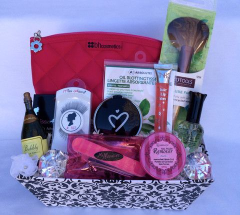 Exclusive Bridesmaid Gift Basket Wonderfully Made