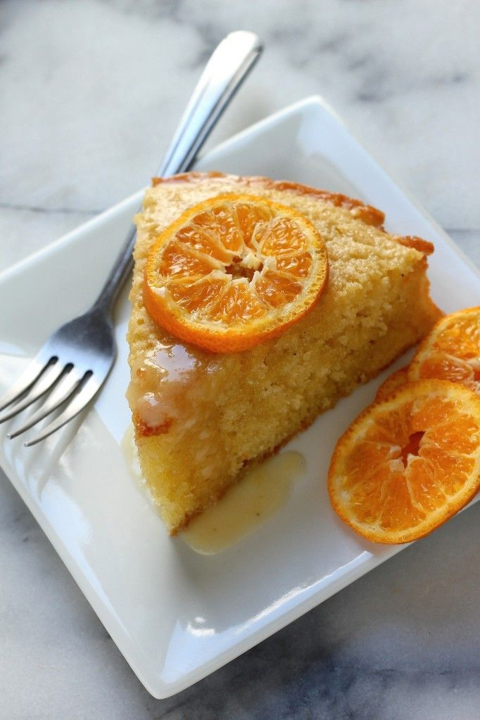 Clementine Olive Oil Cake. OMG doesn't this sound and look luscious?