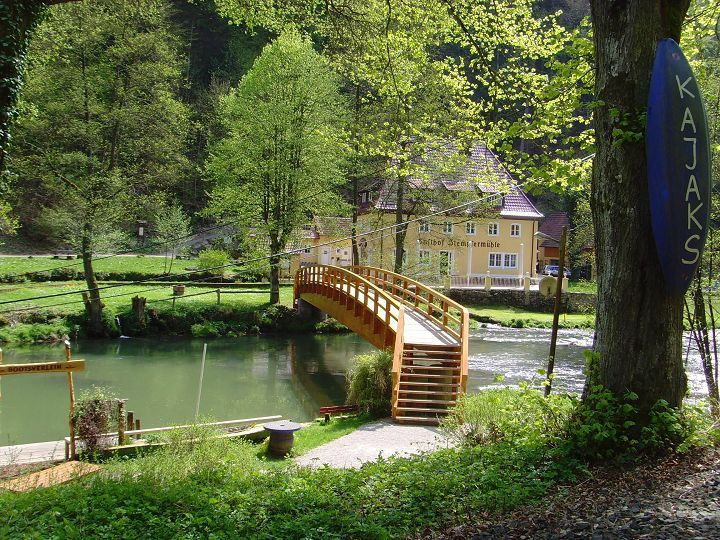 Stempfermuehle, Fraenkische Schweiz