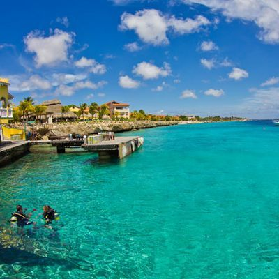 The best dive resorts in the Caribbean