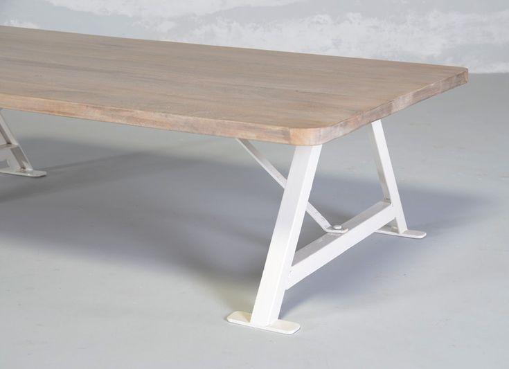 Pied De Table Metal Industriel – Nestis