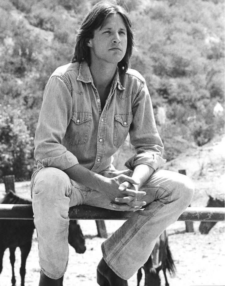 Bruce Boxleitner, circa 1970s.