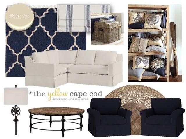 The Yellow Cape Cod: Cape Cod Vacation Home
