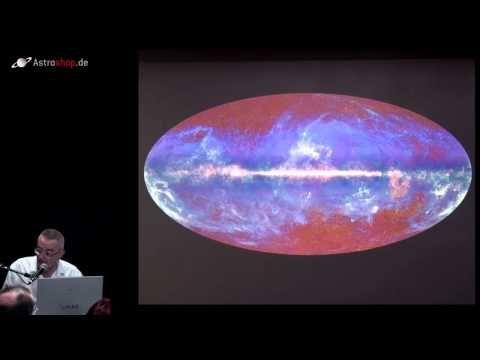 Kosmische Schmankerln aus der Astrophysik - Prof Dr Hanns Ruder - YouTube