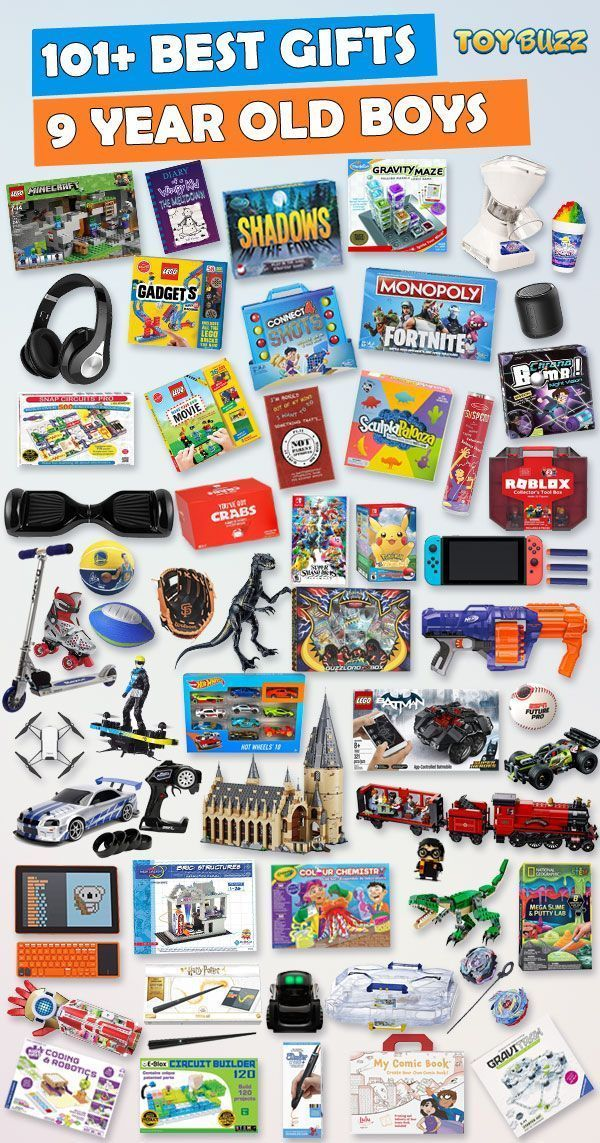 Best Christmas Gifts 2020 Kids For 9 Year Olds Best Toys and Gifts for 9 Year Old Boys 2020 | Birthday gifts for