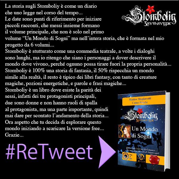 Stomboliy: Twitter: Libri Stomboliy 001