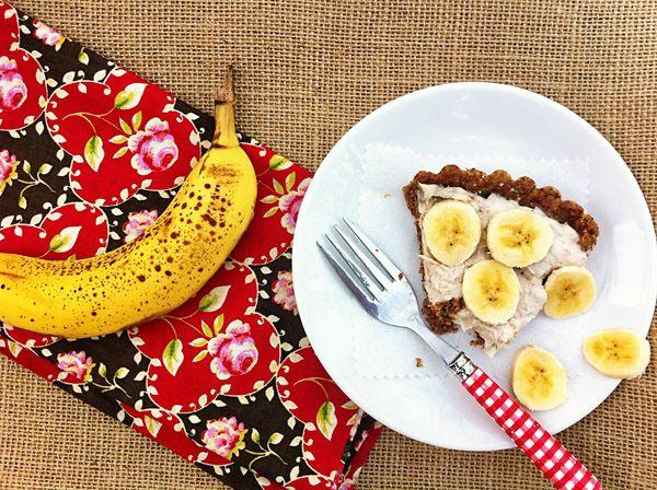 ... Pie - gluten free with an almond crust. Healthy & sugar free too