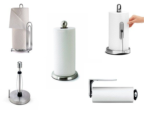 Here Are Our Favorite Wall Mounted Paper Towel Holders In Durable Stainless Steel From Budget Variants Paper Towel Holder Best Paper Towels Kitchen Paper Towel