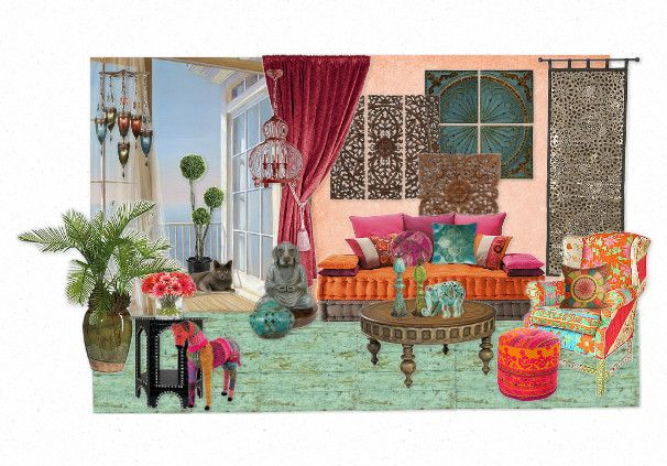 Check out this moodboard created on @olioboard: boho chic by valerygallery