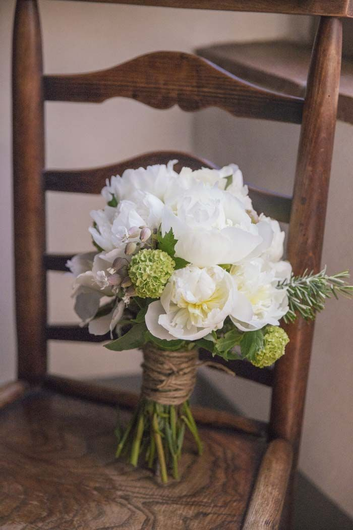 Bouquet by Maria Lush // Featured in 'A Destination Wedding in Tuscany' photographed by Inlighten Photography #flowers #wedding #bouquet