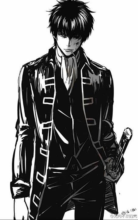 Hijikata Toushirou   Gintama   ♤ #anime ♤