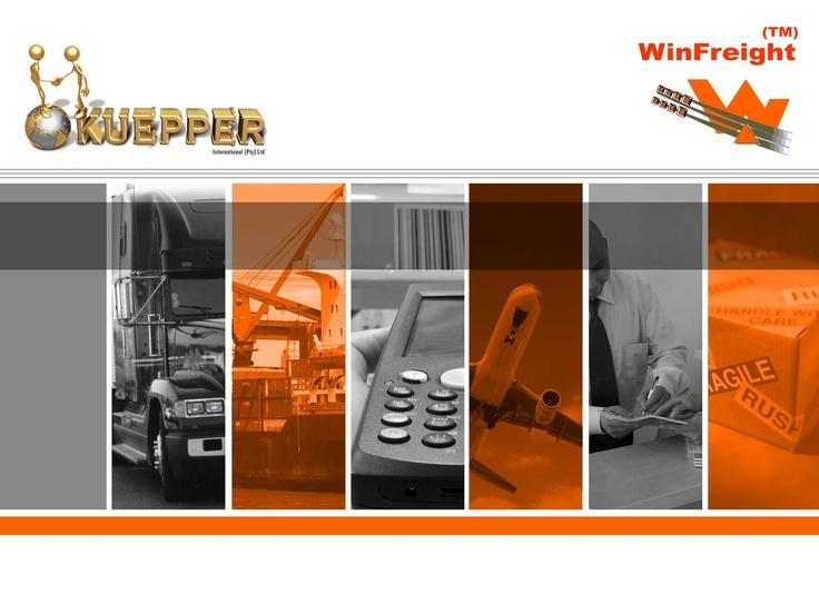 Kuepper Int (Pty) Ltd. - Winfreight and Warehouse-IT Logo