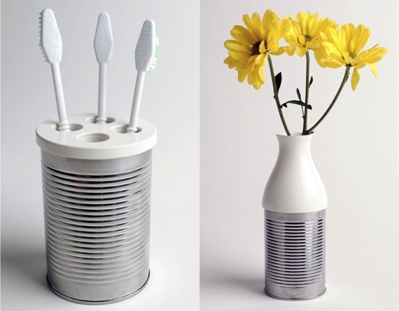 Tin Can Upcycling!