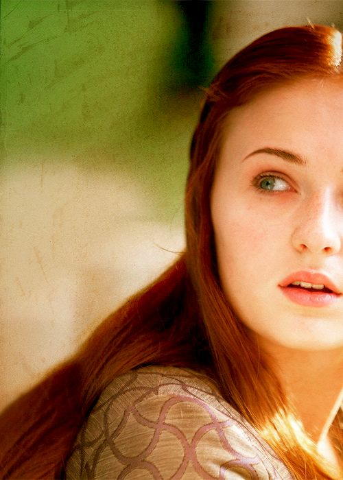 Sansa stark queen of the 7 kingdoms finds out that robb and catelyn have been killed at the red wedding and joffrey plans to rebuild winterfell as a gesture of good faith to redeem himself for her fathers death 5 years/before their wedding.