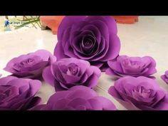 guidance as confetti - Hướng dẫn làm hoa giấy - YouTube