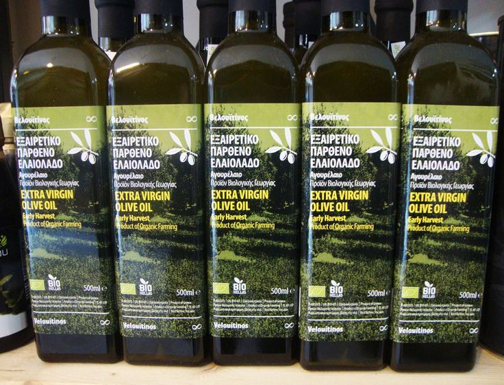 Early harvest olive oil from the island of Thasos now on shelf. #aboutoliveoil