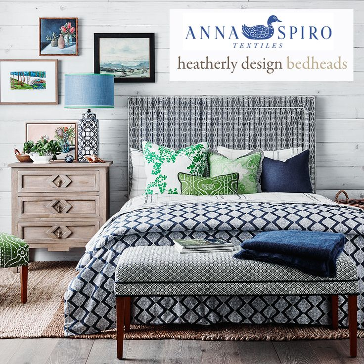 I am absolutely thrilled to have teamed up with the beyond talented Anna Spiro Textiles for the first of our 'Art Series'! Having admired Anna's work for years, collaborating with her on this joyful collection really is a dream come true. A very special thank you to Michelle of Pennington Interiors from our design house who has worked tirelessly with me in bringing this collection to life! This stunner is CLAREVILLE - inspired by my visits to the charming inlet on Sydney's Northern Beaches…