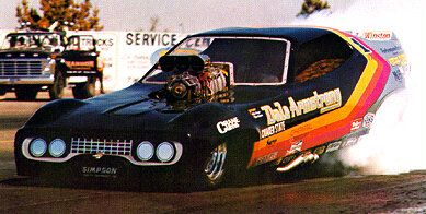 70s Funny Cars - Dale Armstrong