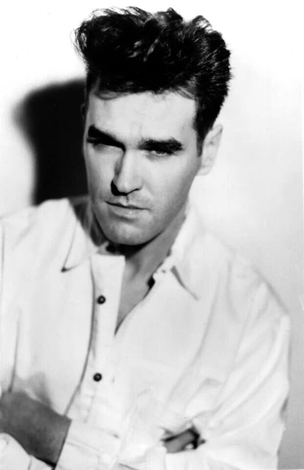 Morrissey. Mens hairstyle | Mens Hair Style | Pinterest | Hairstyles and Men's hairstyle