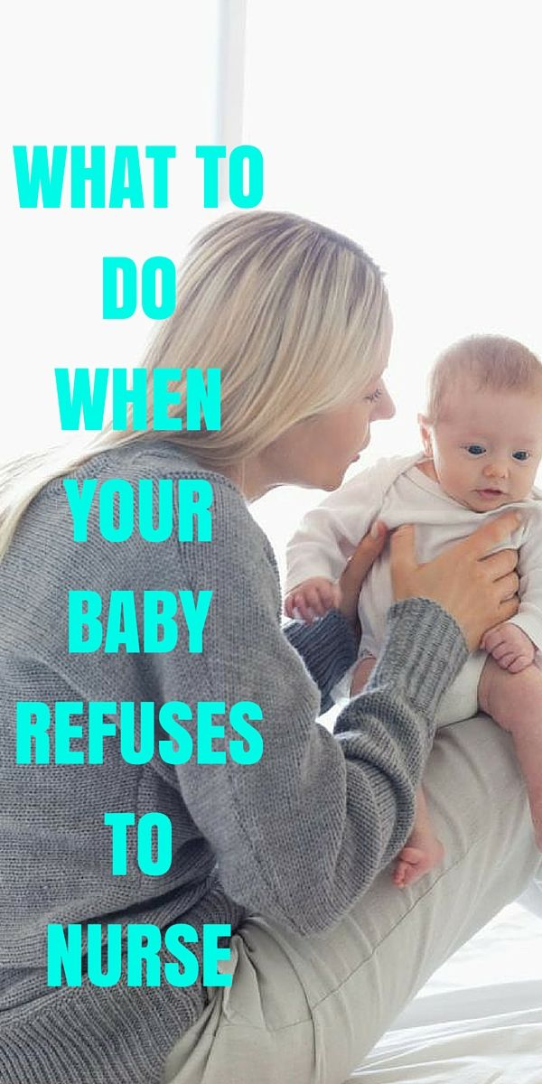 By definition, a breastfeeding (or nursing) strike is when a baby very suddenly…