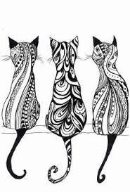 """Vaizdo rezultatas pagal užklausą """"cat drawing"""""""