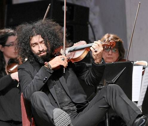 La risa llega a la música sinfónica con Ara Malikian - La Razón digital