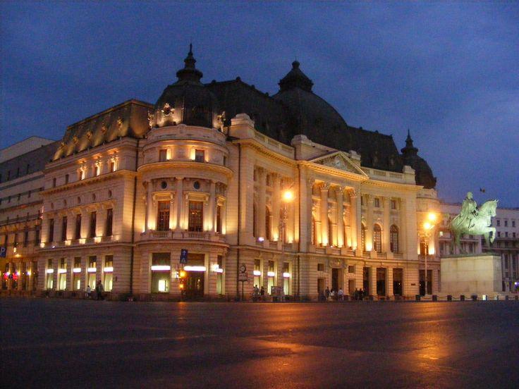 Bucharest, Romanian Capital http://www.touringromania.com/regions/bucharest.html