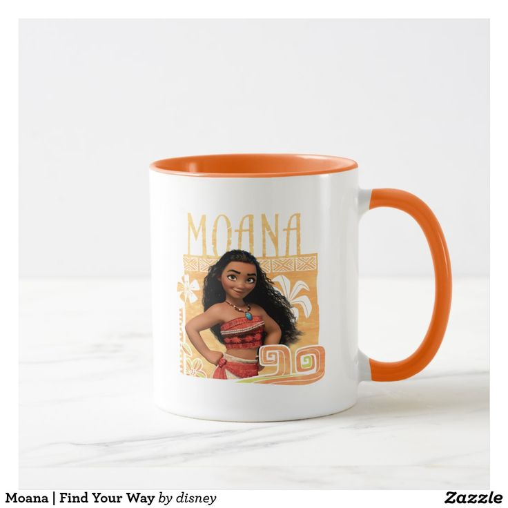 Moana | Find Your Way Mug