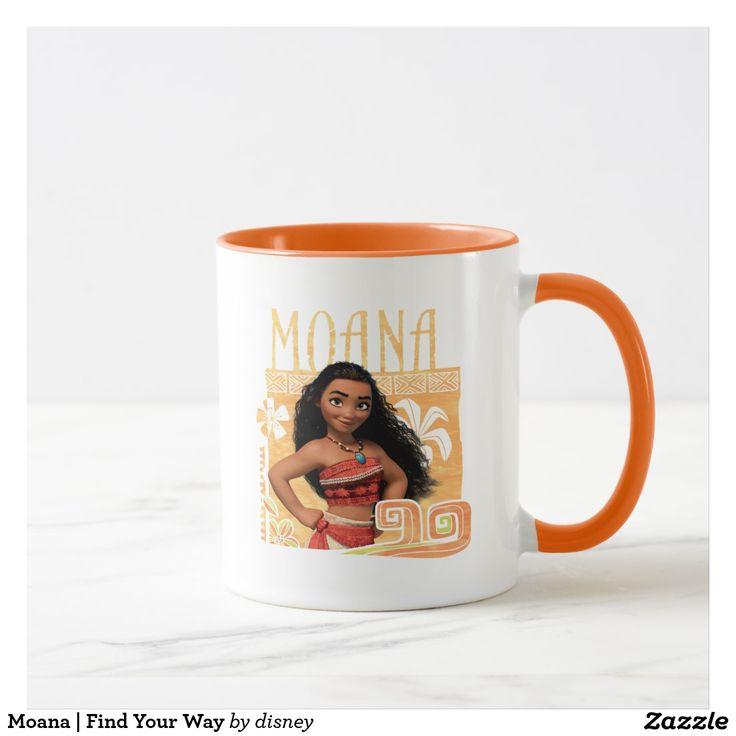 Moana   Find Your Way Mug