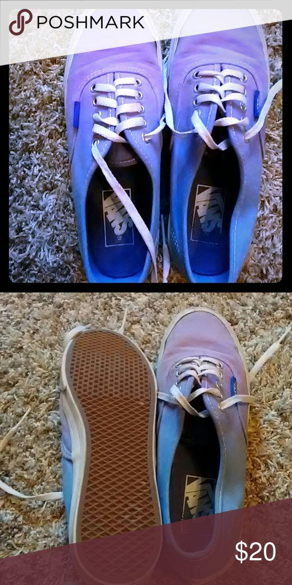 Vans Hombre purple/blue vans vans  Shoes Sneakers