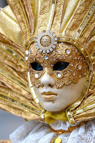 Carnevale di Venezia, Venetian mask