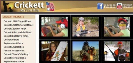 MON PREMIER FUSIL – La marque d'armes à feu destinée aux enfants