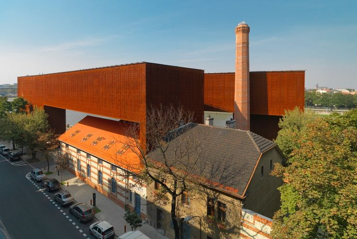 The Promise of Tomorrow: 10 Buildings Reshaping Poland's Cultural Identity - Architizer
