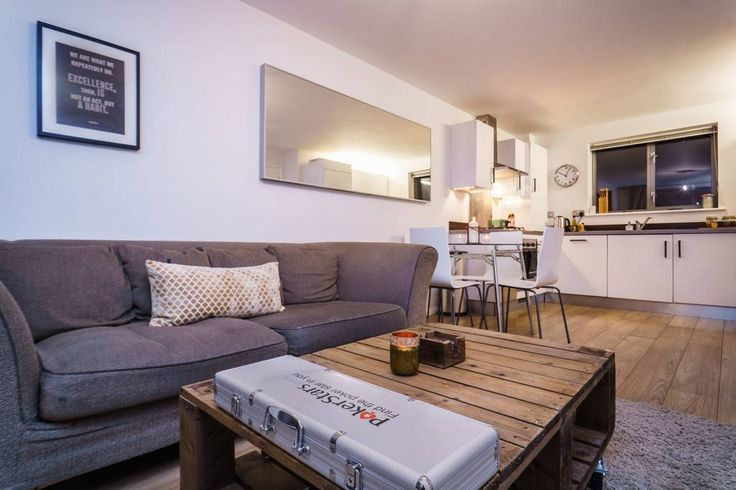 Stylish Flat Perfect - Business People - KingsCross - Flats for Short Let in London