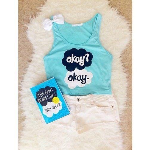 Okay? okay :)~Bajo la misma estrella