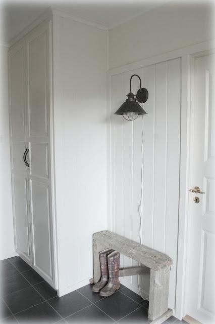 ikea wardrobe to entryway built in